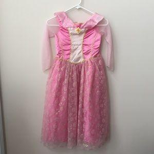 Disney Princess Aurora Costume & Accessories